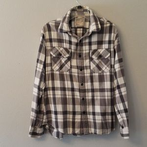 Flannel Men's AE Shirt